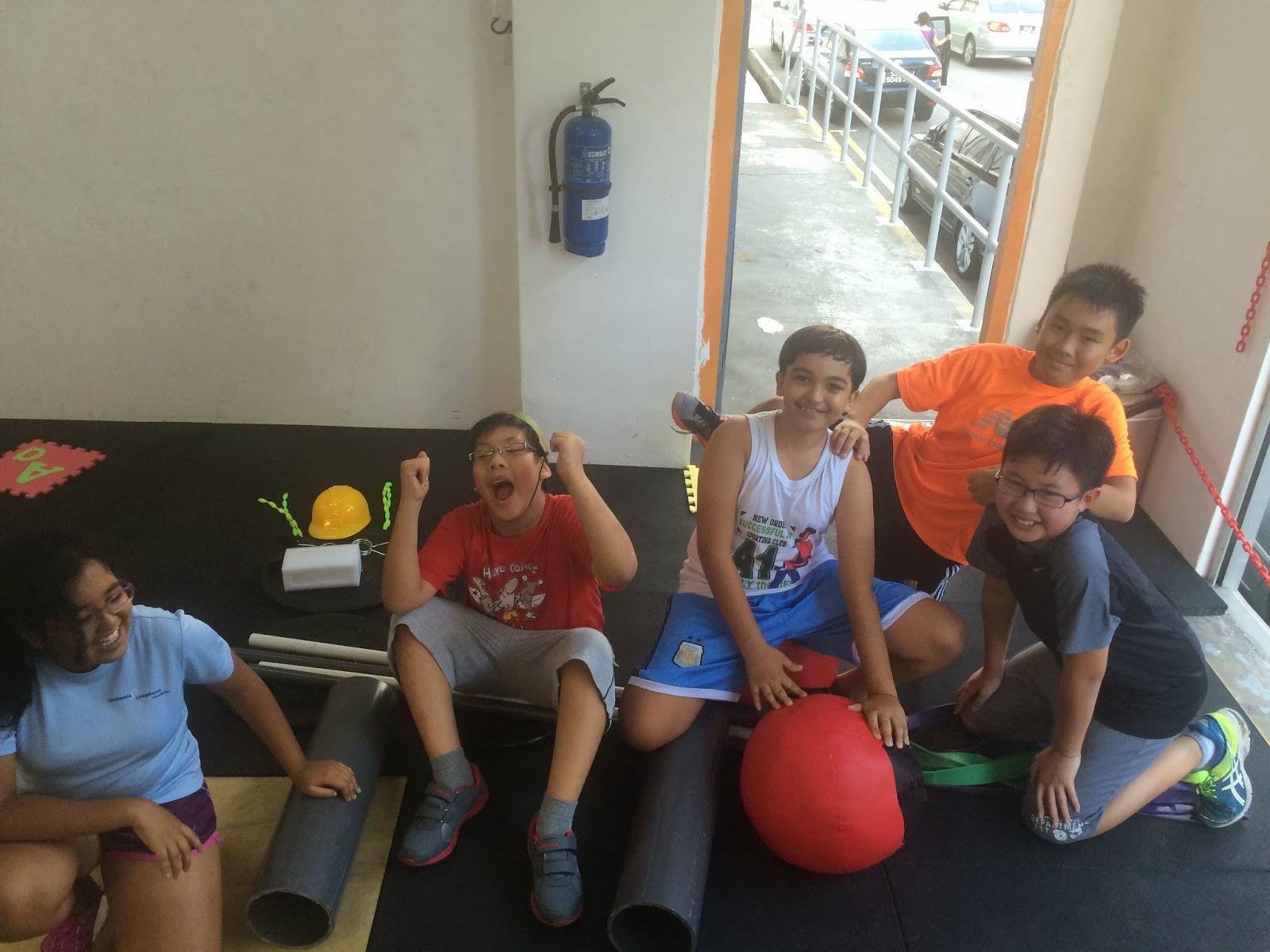 Singapore CrossFit Kids and Teens