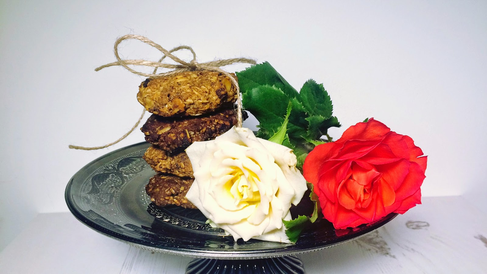 Oatmeal cookies / Ciasteczka owsiane bezglutenowe ciastka cookies owsiane weganskie vegan