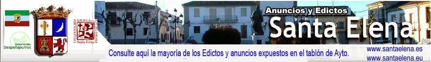 Ayuntamiento de Santa Elena (Jaen)