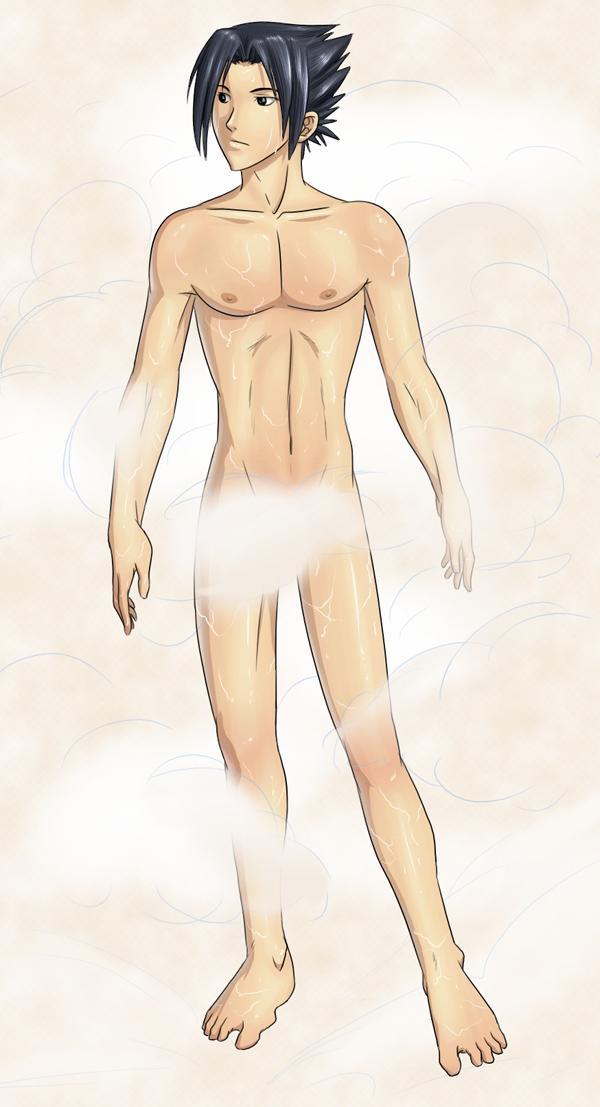 Naked Naruto Sasuke Yaoi