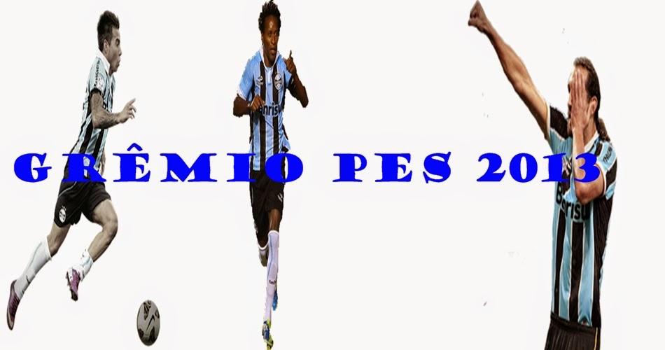 Grêmio PES 2013