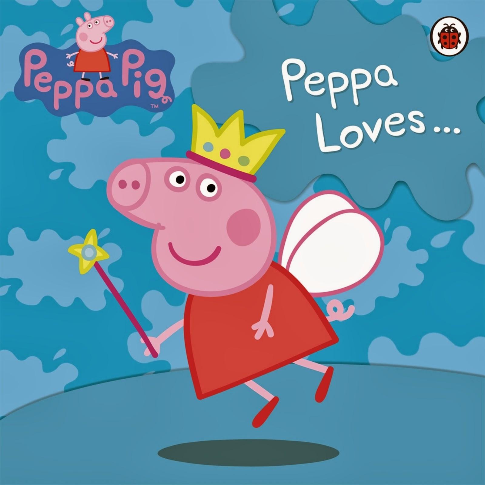 Selección de ideas y material Gratis para Fiestas de Peppa Pig.
