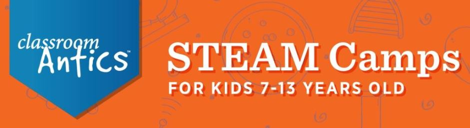 Looking for the Classroom Antics' Summer STEAM Camp?