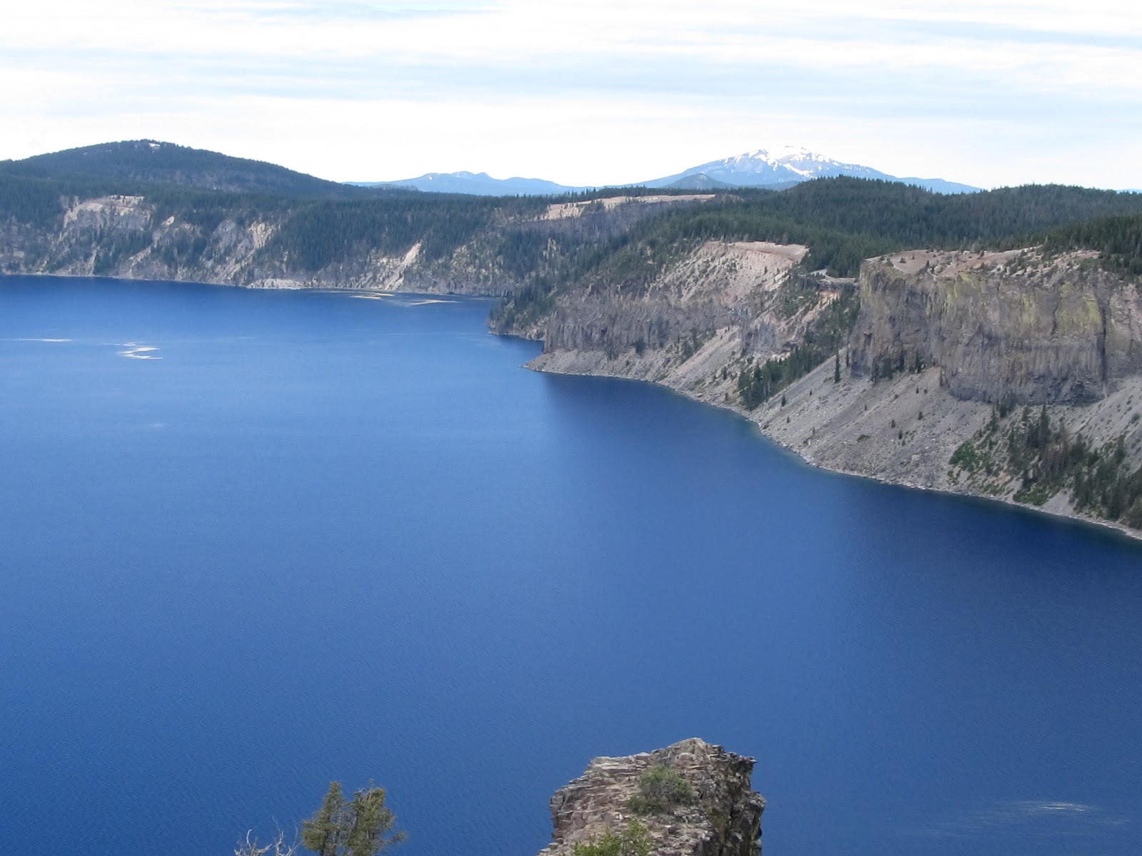 Crater Lake Oregon Trolley Tours