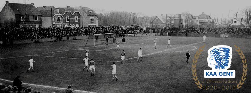 Αποτέλεσμα εικόνας για Jules Ottenstadion 1920