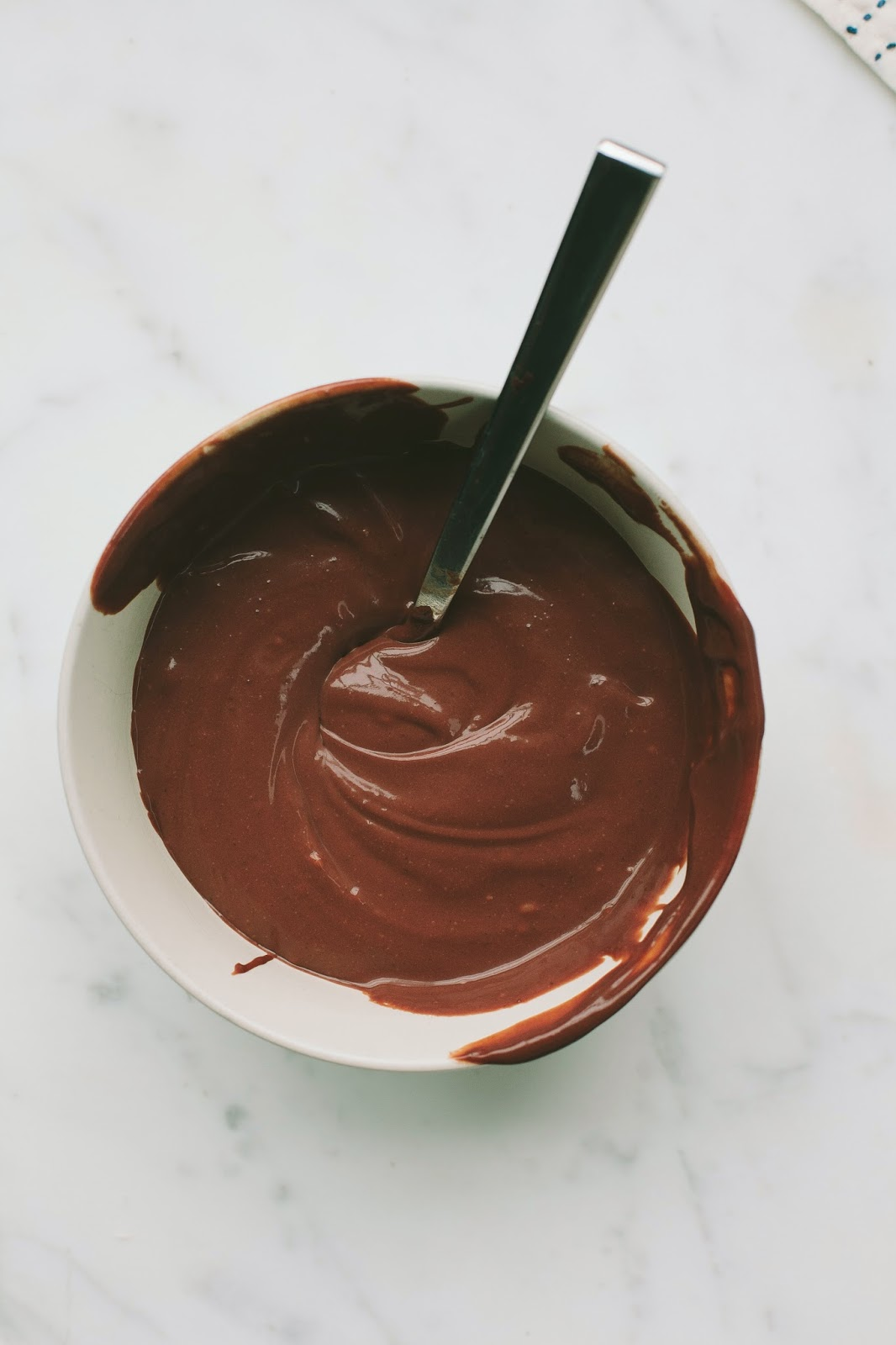 """Nutella"" Pudding Recipe — Dishmaps"