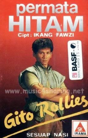 Gito Rollies - Permata Hitam ( Full album 1987 )