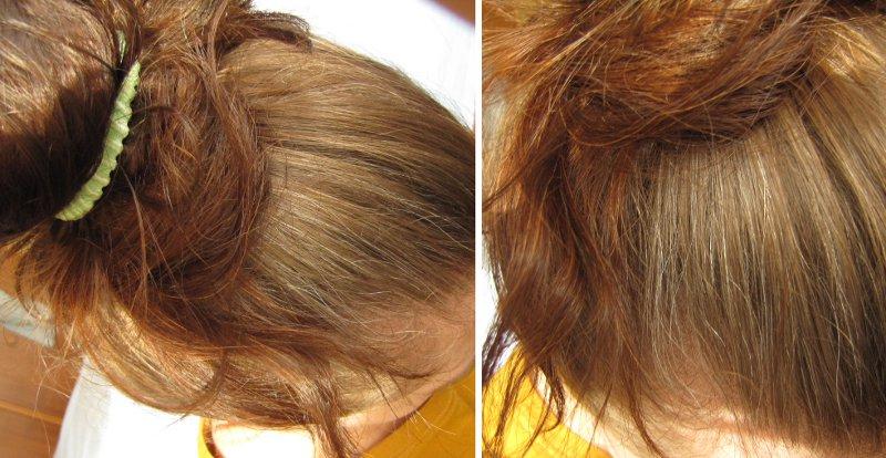 hnědá barva na vlasy bez červených odlesků