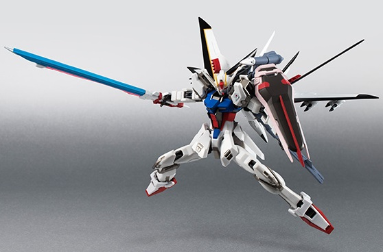 Robot Damashii (Side MS) Strike Rouge Kira of the Skies Anime Series