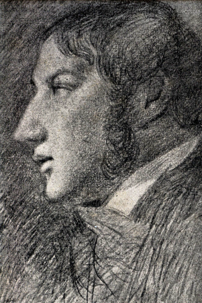 John Constable, Self Portrait