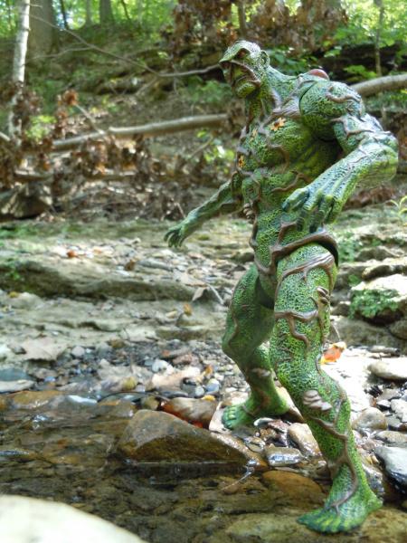 Action Figure Monstro do Pântano