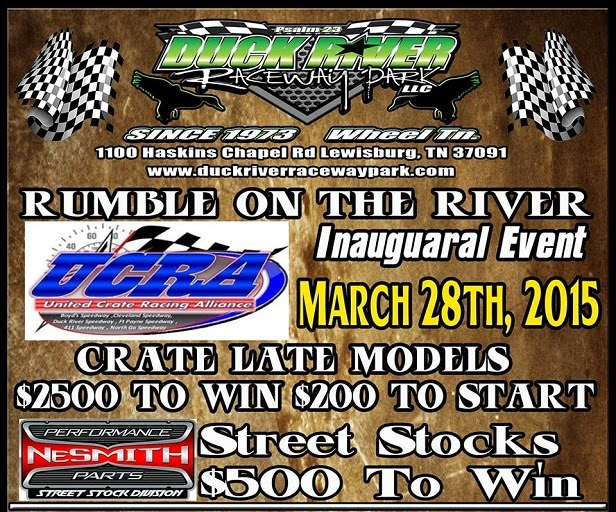 Duck River's Rumble on the River