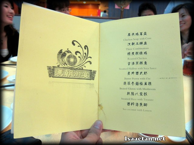 han Dynasty Restaurant Damansara