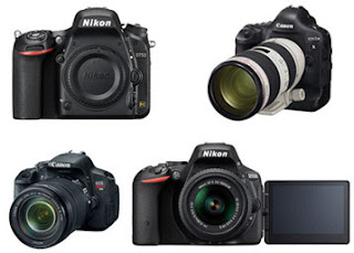Snapdeal : Buy Best Selling Top 9 DSLR Cameras At Flat 50% off – buytoearn