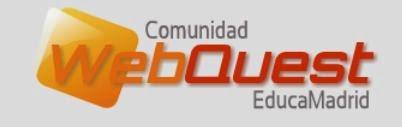 Comunidad Webquest