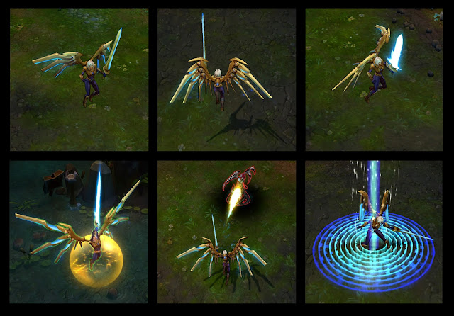 kayles wings are now - photo #2