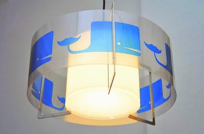 lámparas modernas