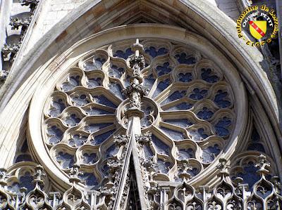 TOUL (54) - La cathédrale Saint-Etienne (Extérieur)