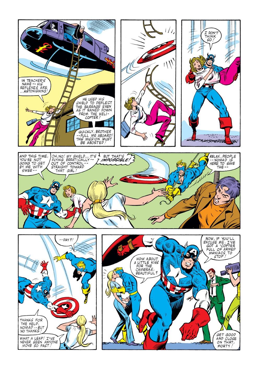 Captain America (1968) Issue #261 #176 - English 20