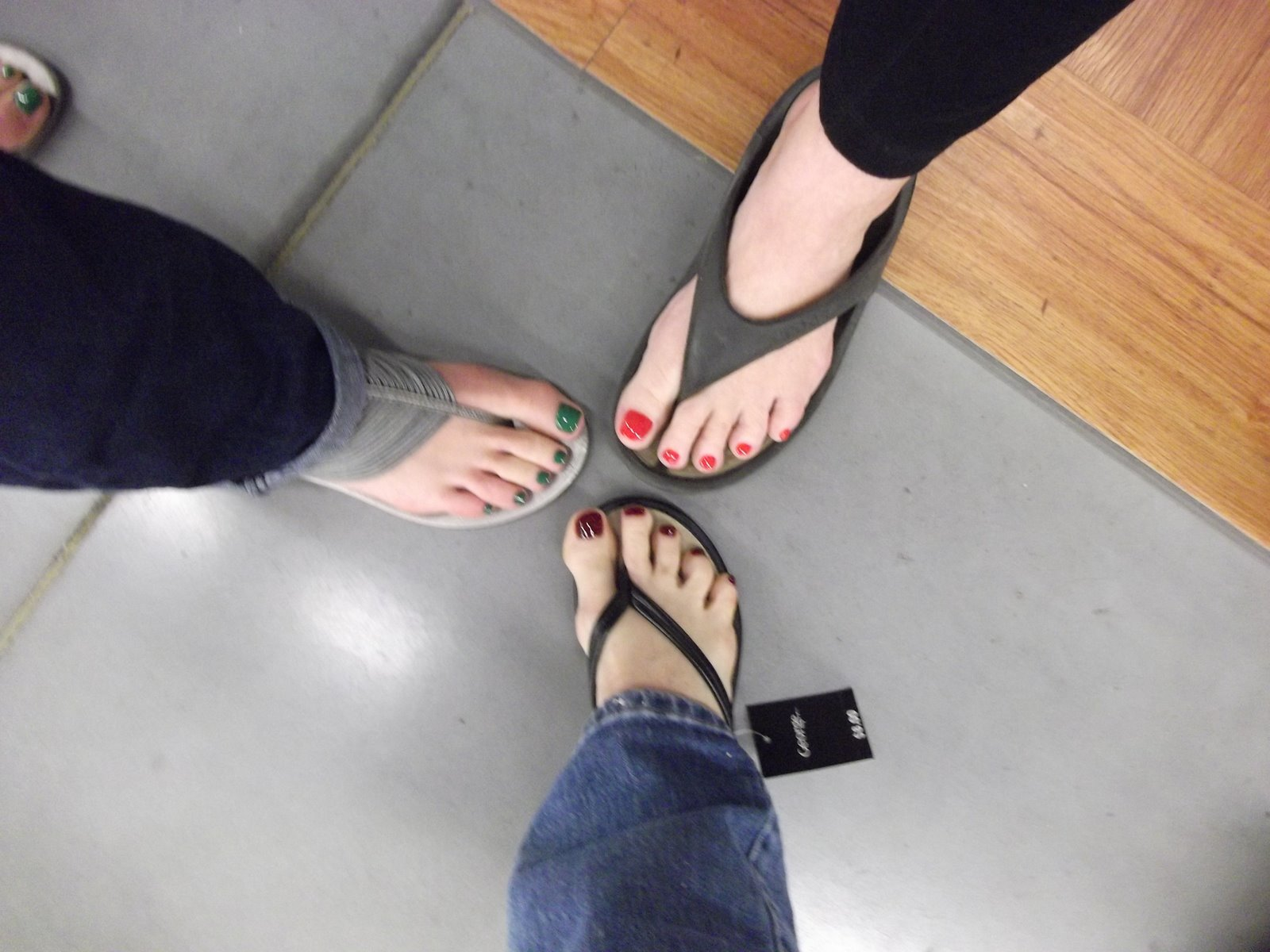 Toes sexy