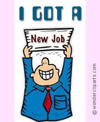 nytt jobb nya möjligheter