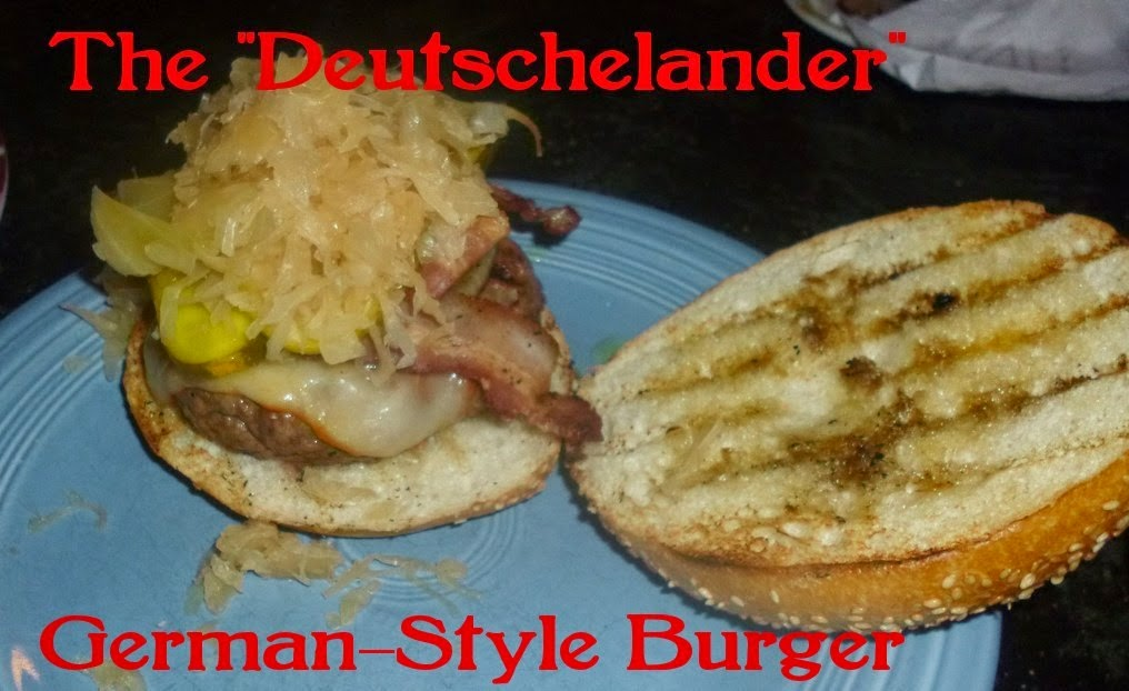 German Pork Burger Recipes — Dishmaps