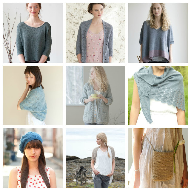 Ignatia Knits shows her favourite Pam Allen's designs