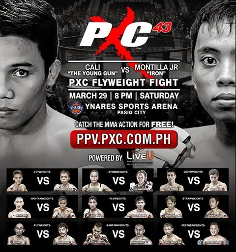 PXC 43 results