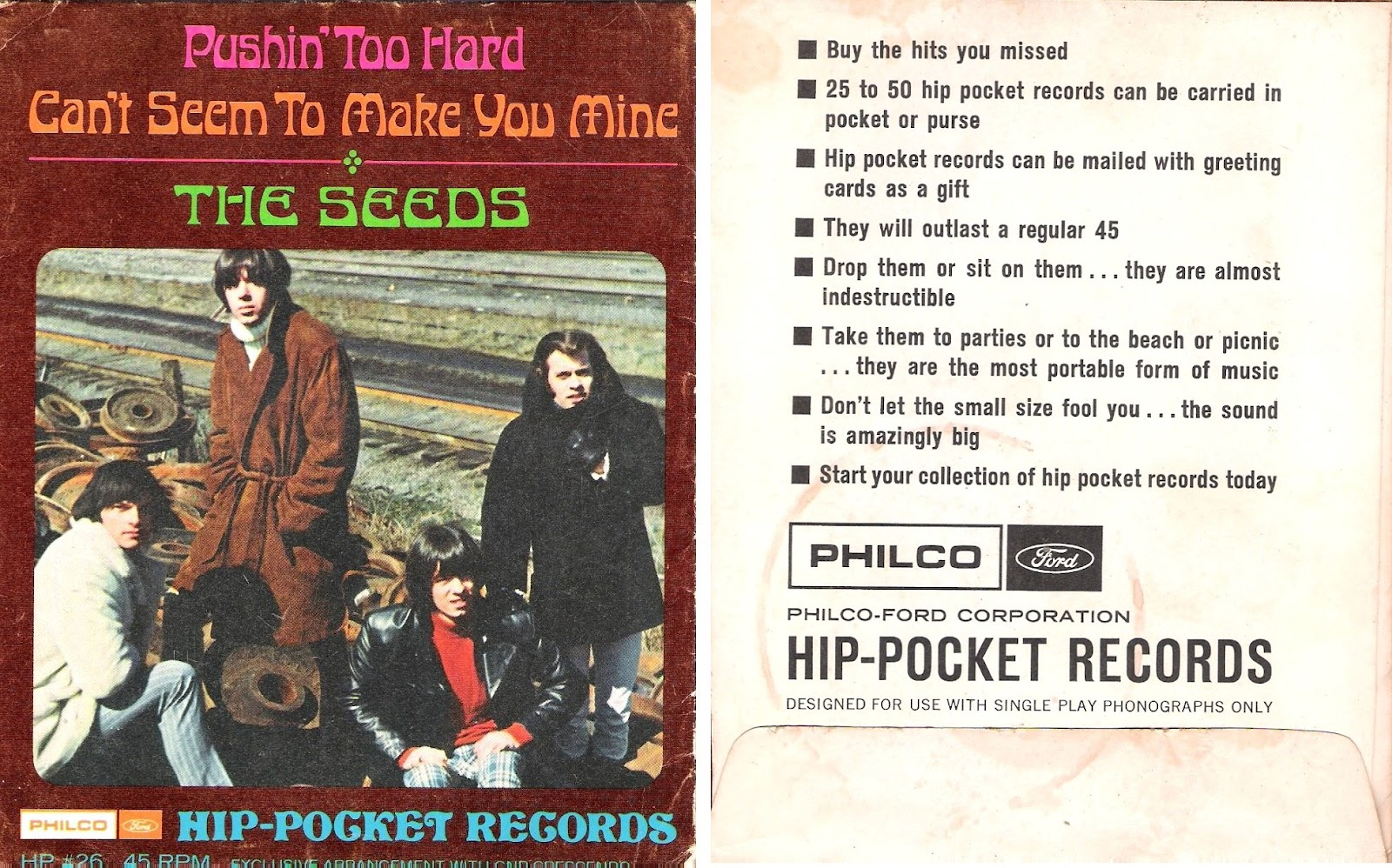 hip pocket Do the things you love while taking care of the future.