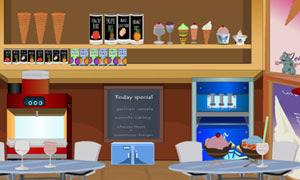 Ice Cream Shop Escape