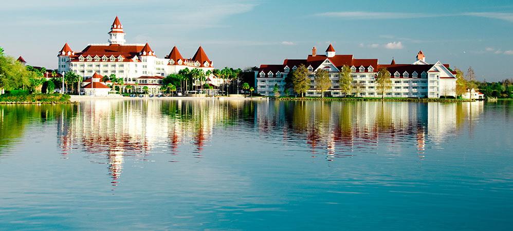 Hotel Grand Floridian Disney World