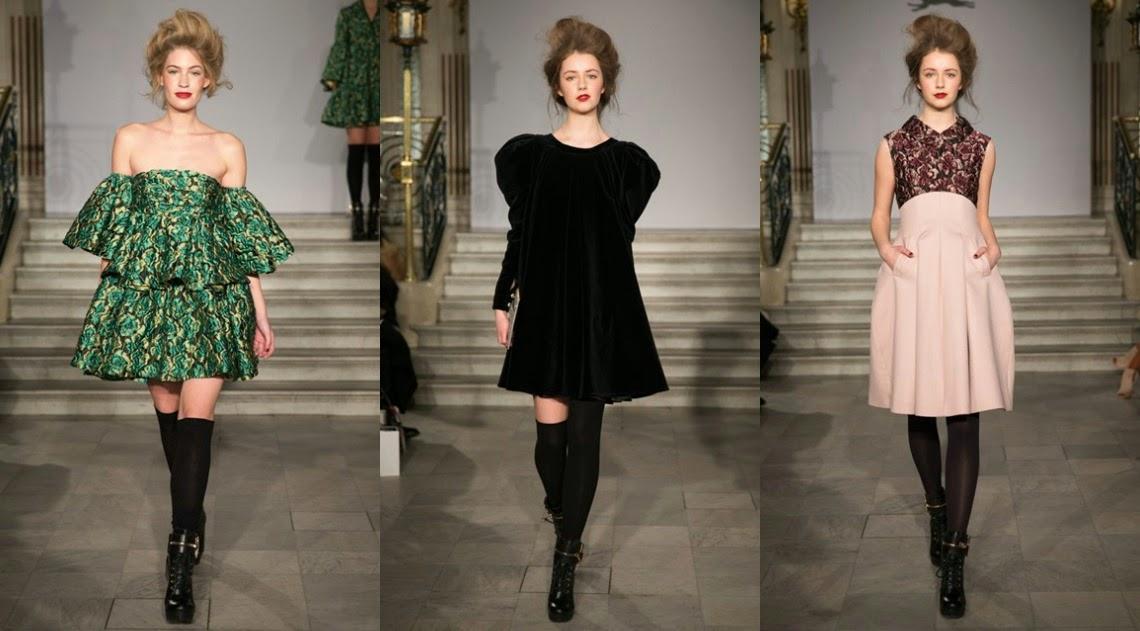 Paul Costelloe AW15 London Fashion Week