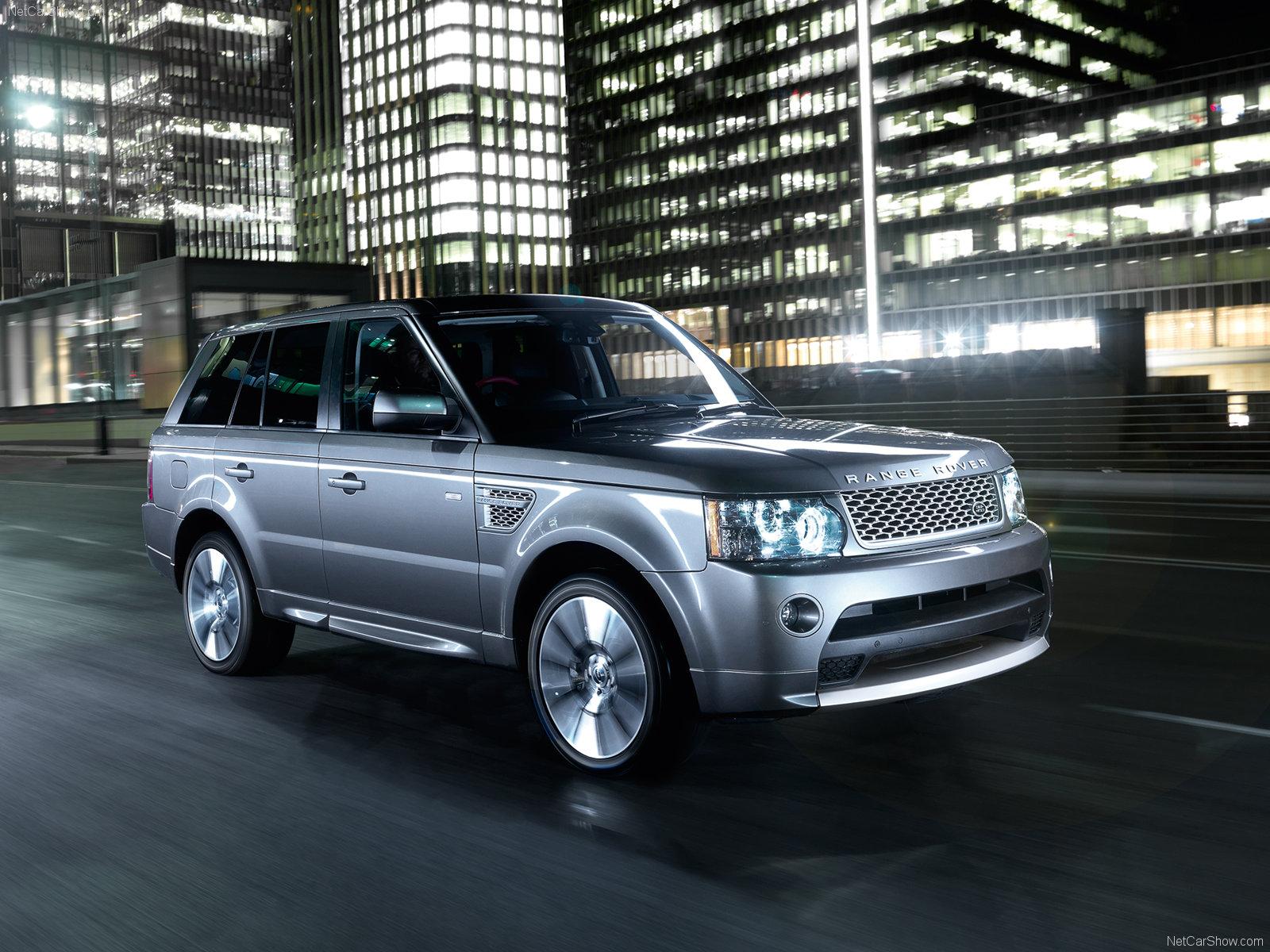 Hình ảnh xe ô tô Land Rover Range Rover Sport Autobiography 2010 & nội ngoại thất