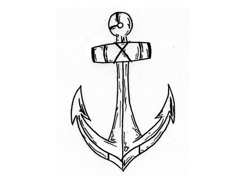 anchor tattoo are one of the most made and popular form of tattoos  title=