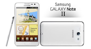 SamSung Glaxy Note II