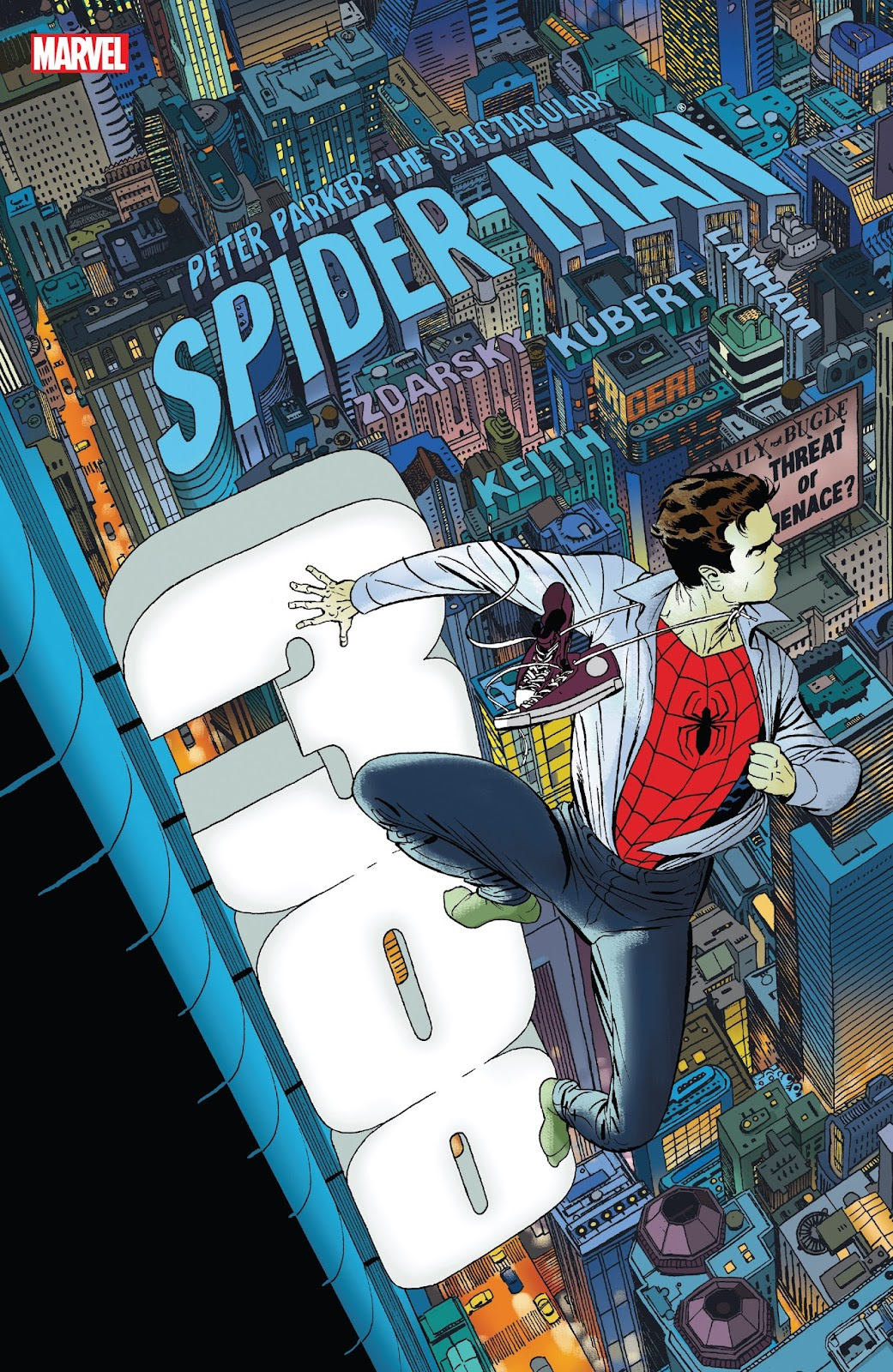 Peter Parker: The Spectacular Spider-Man issue 300 - Page 1