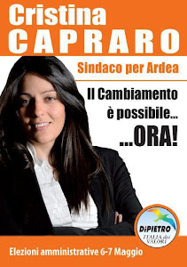 Cristina Capraro Sindaco