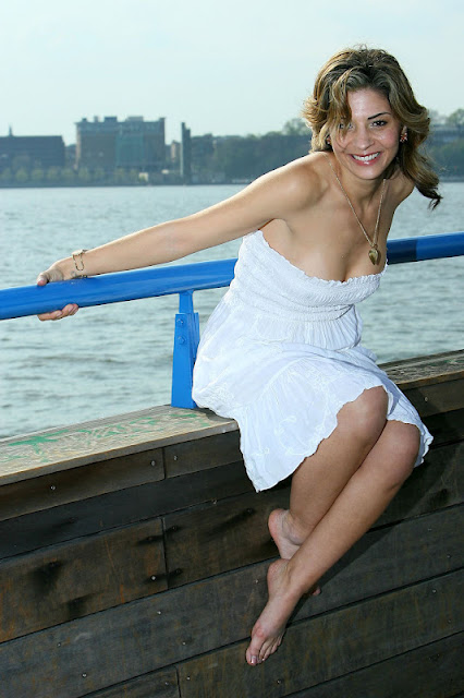 Actress Callie Thorne