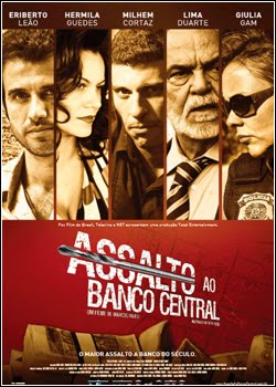Assistir Filme Assalto ao Banco Central - Nacional