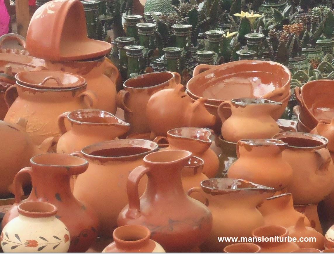 Alfarería Arte Popular Mexicano