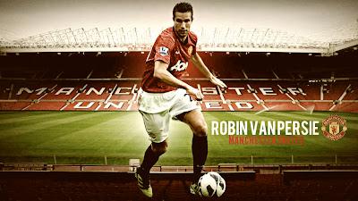 Robin Van Persie - Old Trafford Manchester United 2013
