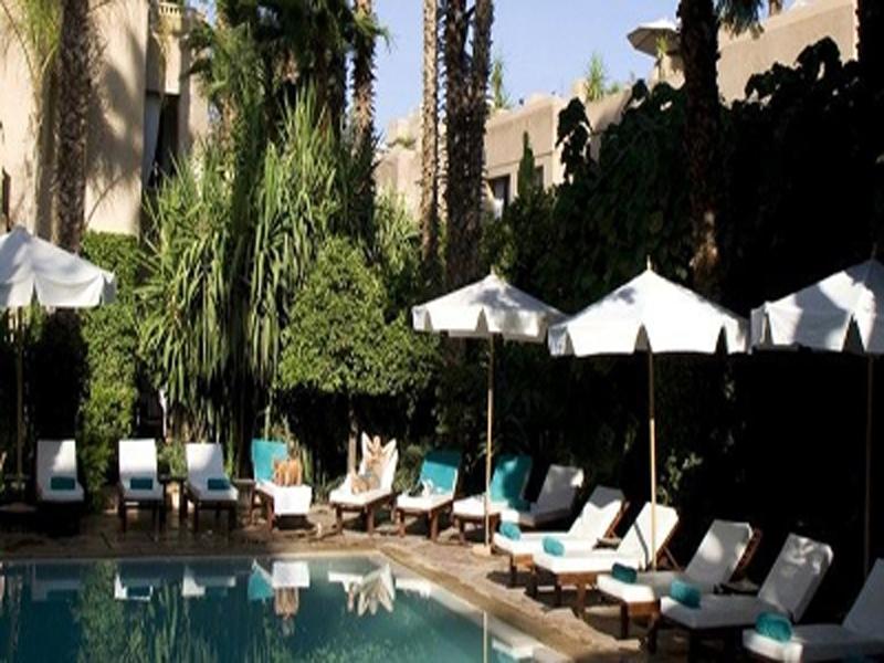 Riad marrakech h tel marrakech s jour marrakech voyage for Le jardin de la medina