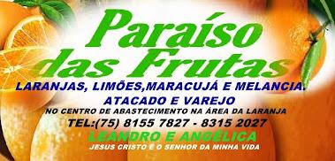 PARAÍSO DAS FRUTAS
