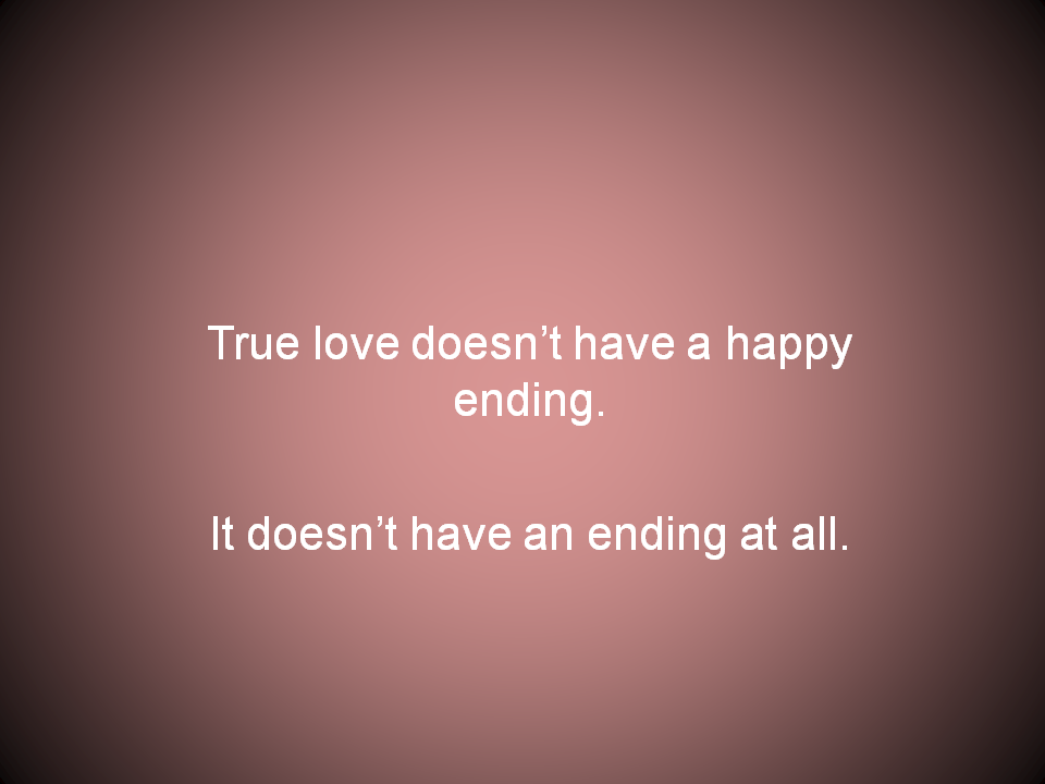 Fighting True Love Quotes
