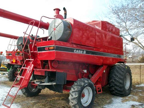 used Case IH 2188 combine parts