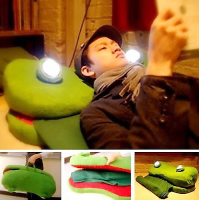 Creative Lamps and Unusual Light Designs (15) 6