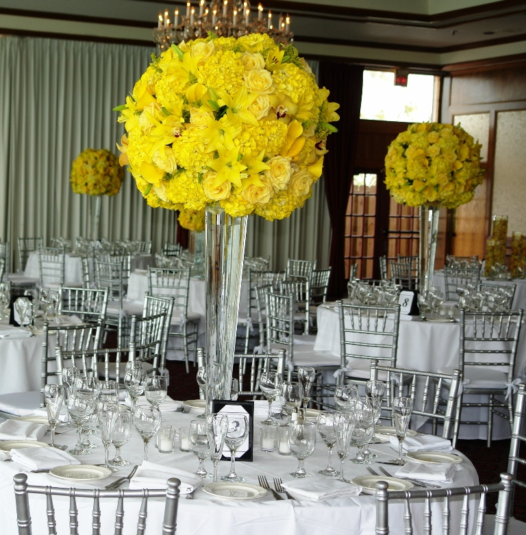 Ideas For Wedding Centerpieces