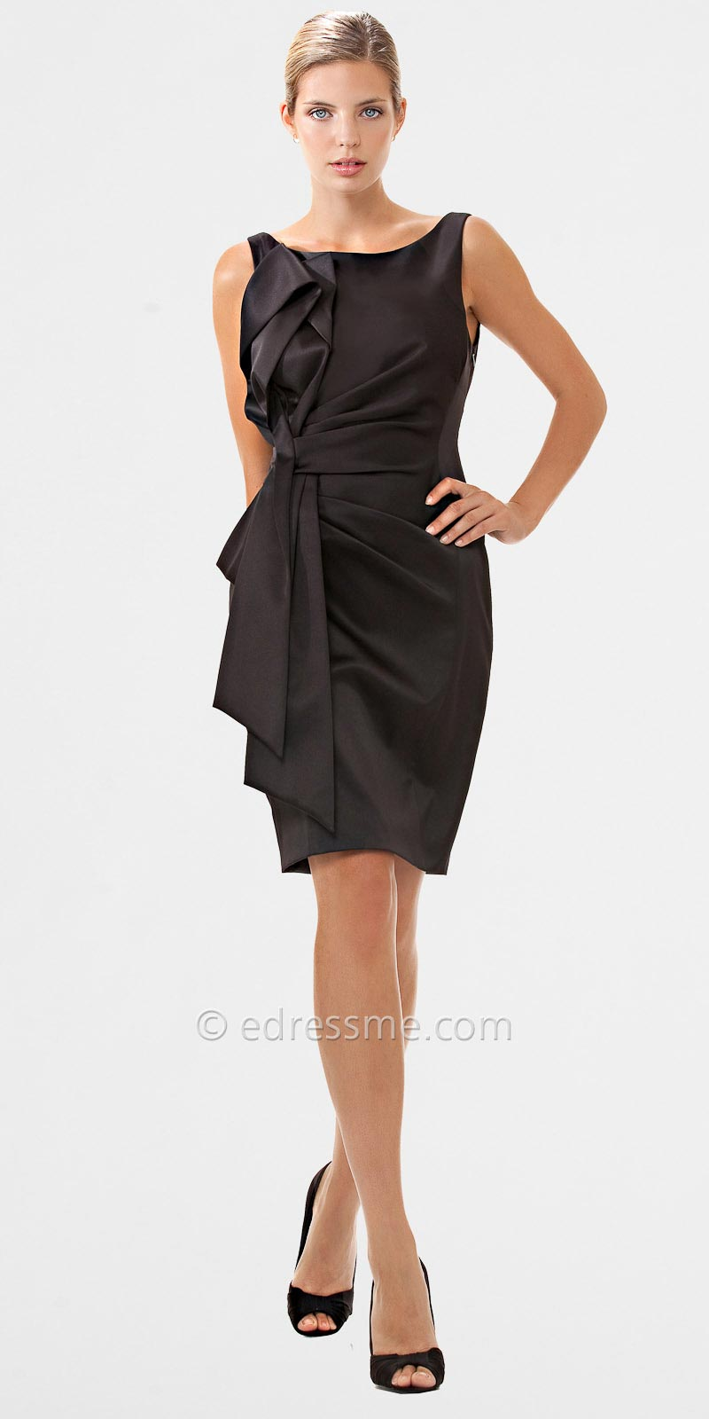 Black Cocktail Dress 2013 Miss 24