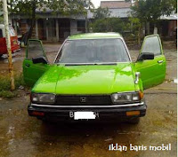 Dijual - Honda accord 1982, agung ngurah car