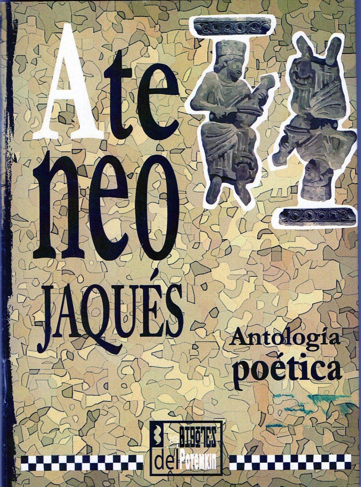 Antología Poética. Ateneo Jaqués 2017